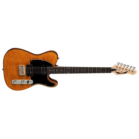 Dean NashVegas Select Hum Hum Electric Guitar - Trans -