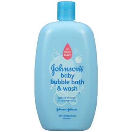 JOHNSONS® Baby Bubble Bath & Wash