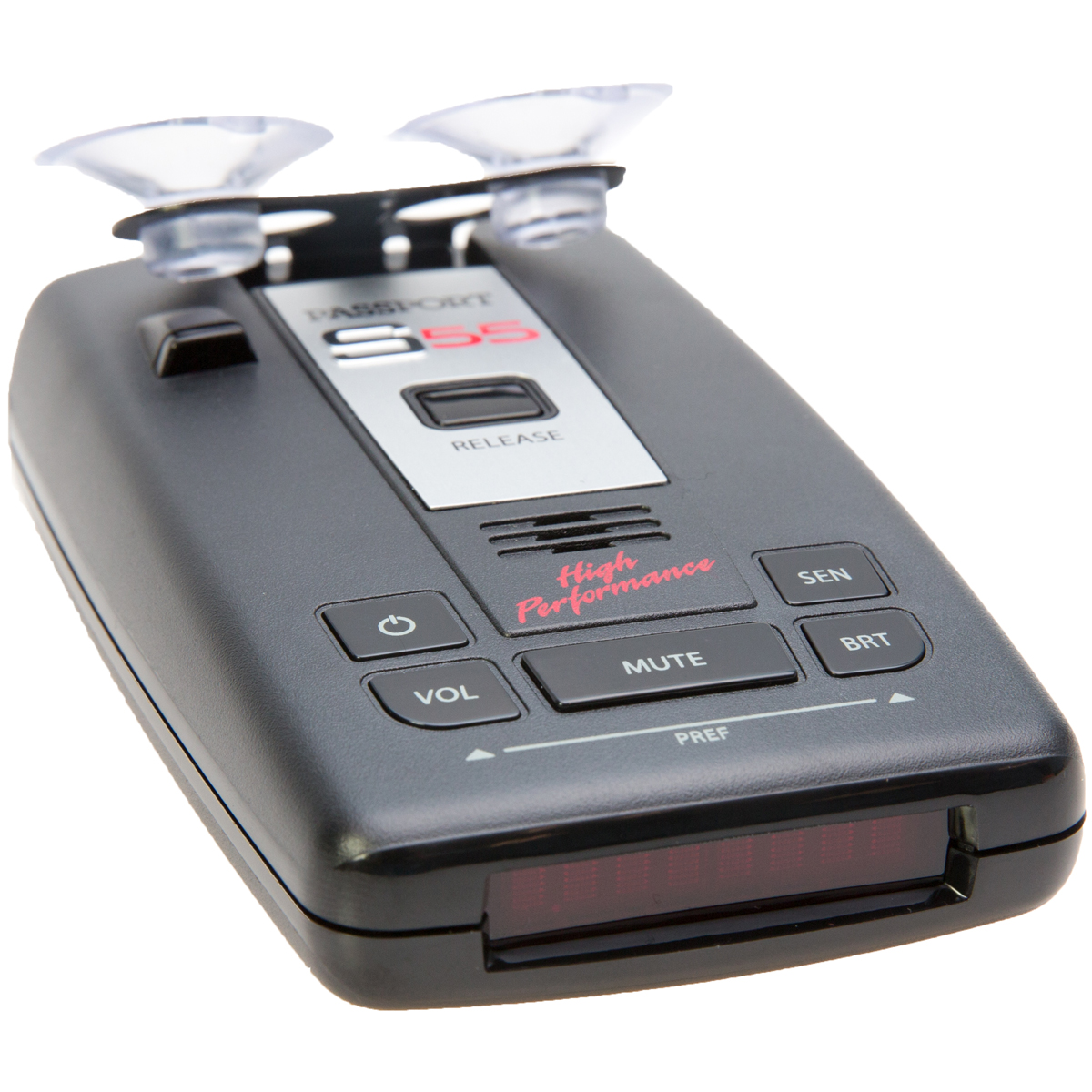 Passport Radar Detector >> Escort Passport S55 High Performance Pro Radar And Laser Detector W Dsp