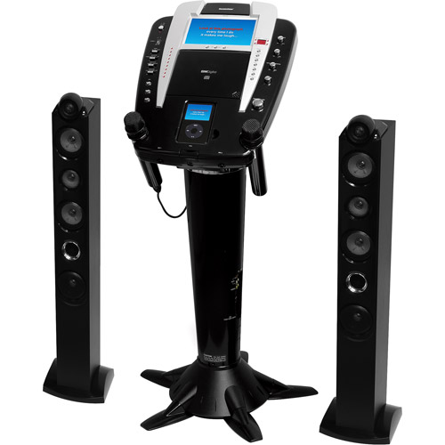 karaoke machine pedestal