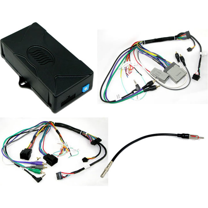 Crux On Star Radio Replacement Interface for Select GM La...
