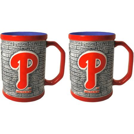 MLB Philadelphia Phillies StoNewall Mug by