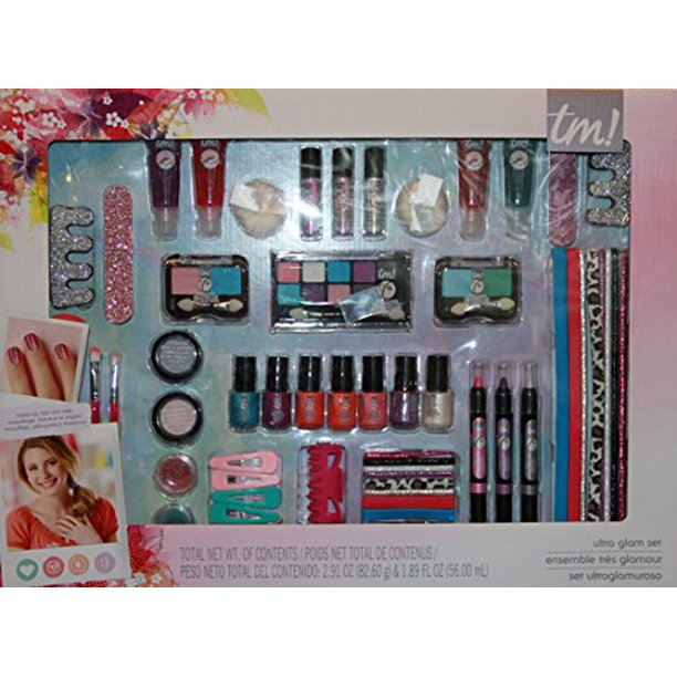 Tm Totally Me Ultra Glam Makeup Set