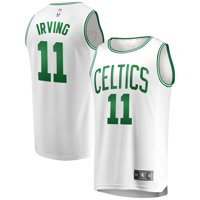 Kyrie Irving Boston Celtics Fanatics Branded Fast Break Replica Player Jersey White - Association Edition