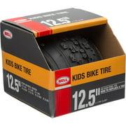 """Bell Sports Gate BMX Bike Tire, 12.5"""", Black"""