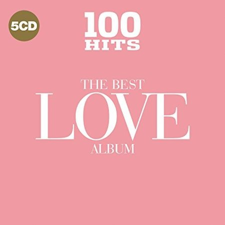 100 Hits: The Best Love Album / Various (CD)