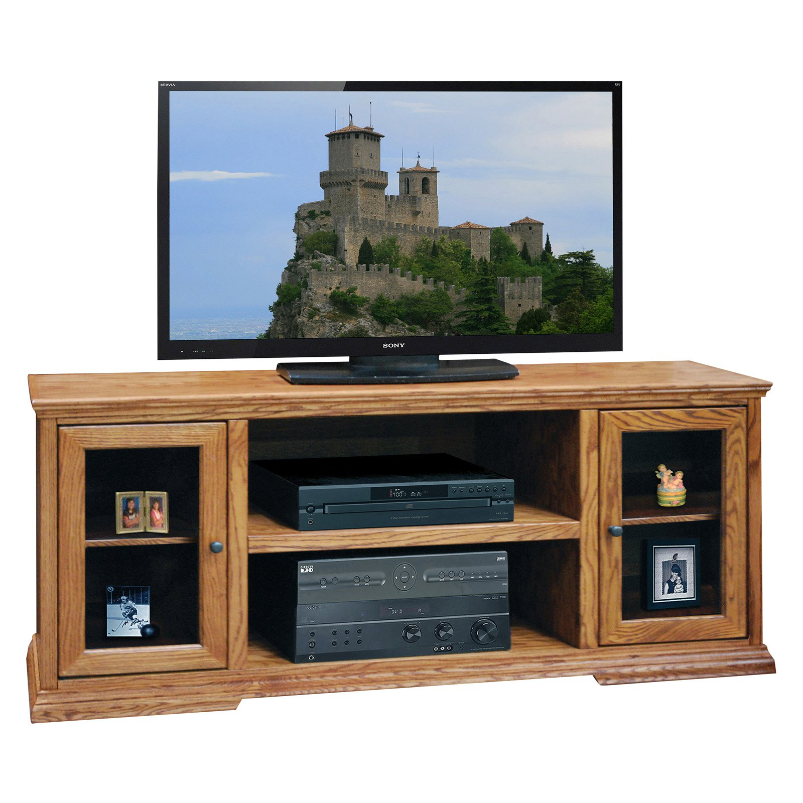 Legends CP1228.GDO Colonial Place 62 in. TV Console