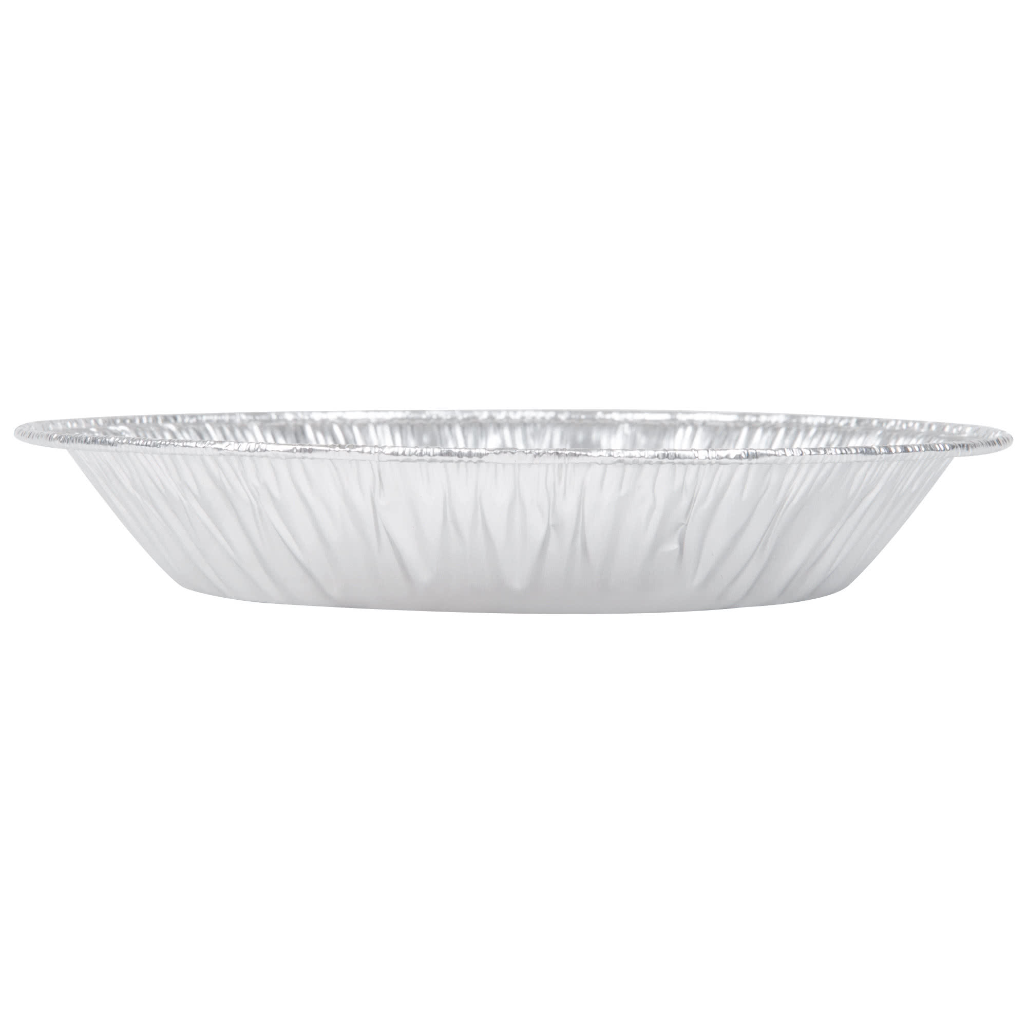 "11600 6"" x 2"" Shallow Foil Pie Pan 1000 Case By TableTop King by TableTop King"