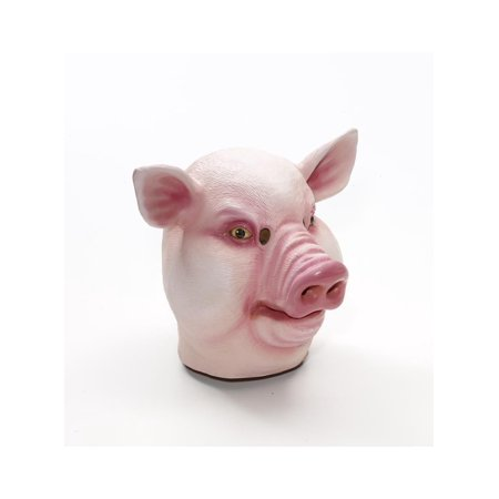 Funeral Pig Costume Mask](Pig Masks For Kids)