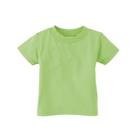 Rabbit Skins 3401 T-Shirt Infant 5.5 oz Short-Sleeve