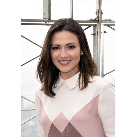 Italia Ricci At A Public Appearance For Italia Ricci Visits Empire State Building Empire State Building New York Ny April 5 2017 Photo By Derek StormEverett Collection Celebrity