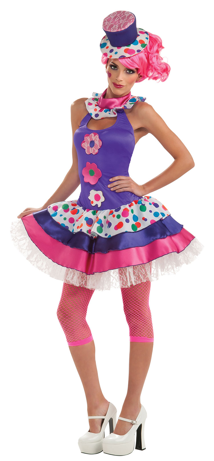 sc 1 st  Walmart : womens clown costume  - Germanpascual.Com