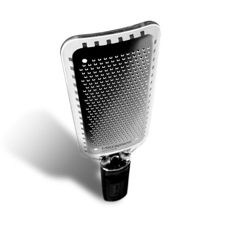 Microplane 35002 Home Series Fine Grater, Stainless Steel Blade