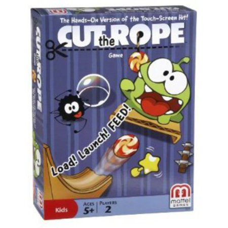 Mattel Cut The Rope Game