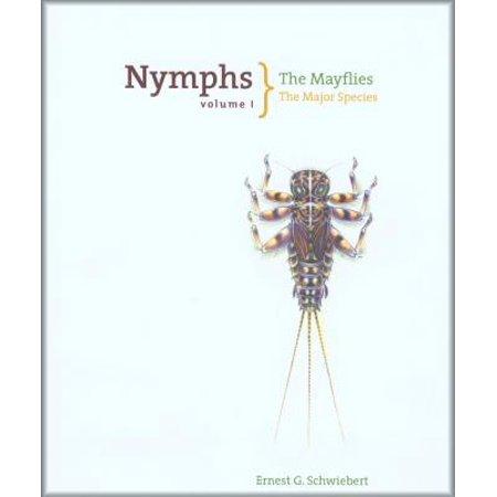 Mayfly Nymphs (Nymphs, The Mayflies - eBook)