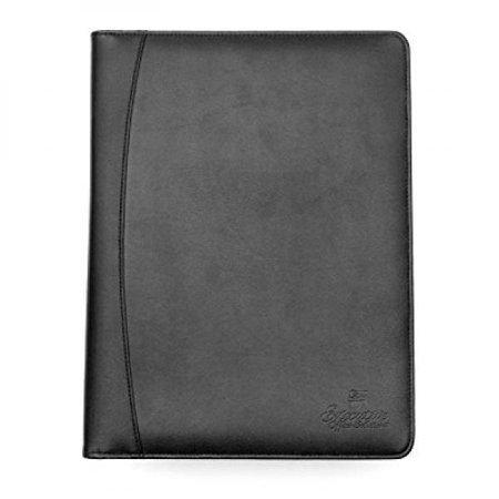 professional business padfolio portfolio case organizer resume interview folder synthetic leather with refillable letter - Resume Folder Walmart