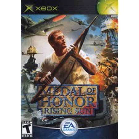 Medal of Honor Rising Sun - Xbox (Refurbished) (Medal Of Honor Rising Sun Cheat Codes)