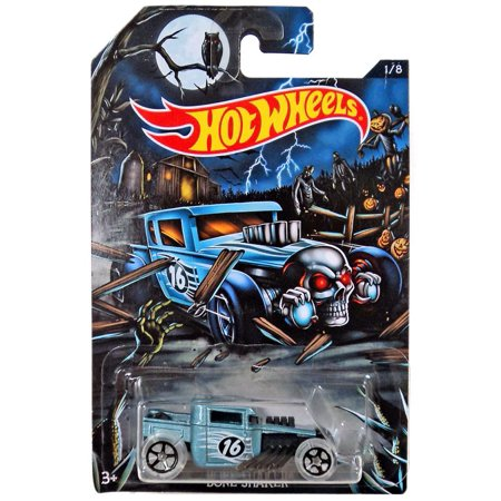 Hot Wheels Happy Halloween! Bone Shaker Die-Cast Car](Halloween Car)