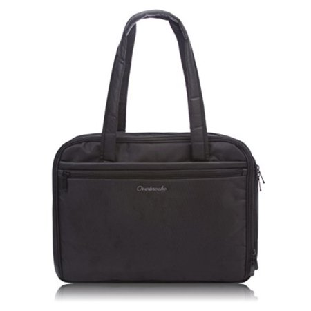 Overbrooke Business Laptop Bag - Shoulder Tote for Laptops 15 6 to 17 Inches