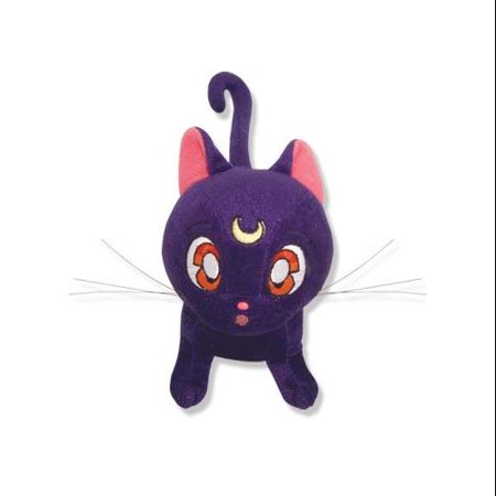 Sailor Moon Luna 8 Inch Plush Figure