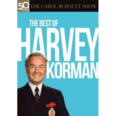 The Best of Harvey Korman (DVD)