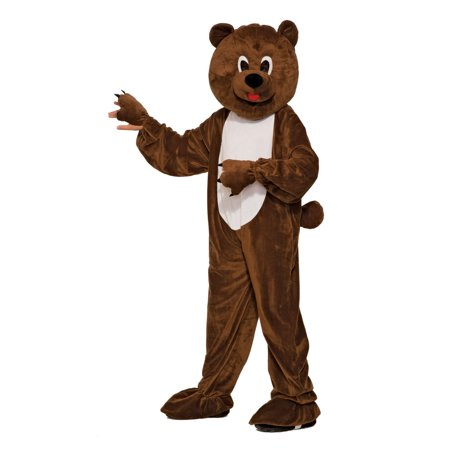 Childrens Bear Costume (Boys Plush Bear Costume)