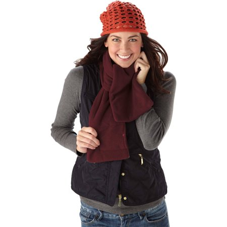 Cozy Spot Heated Fleece Neck Scarf