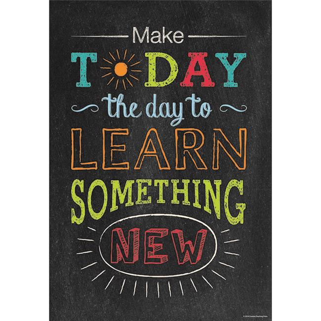 Make Today The Day To Poster - image 1 de 1