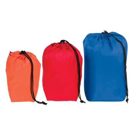 Outdoor Products Ditty Bag Sack, 3-Pack ()
