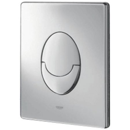 Grohe 38505000 Skate Air Wall Plate, Available in Various Colors