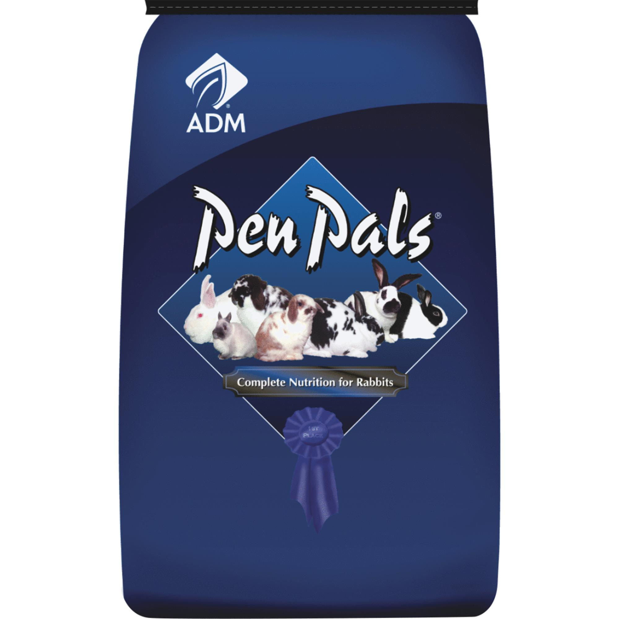 ADM Pen Pals Rabbit Food by ADM ANIMAL NUTRITION