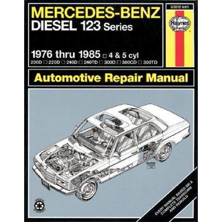 Mercedes-Benz Diesel 123 Series
