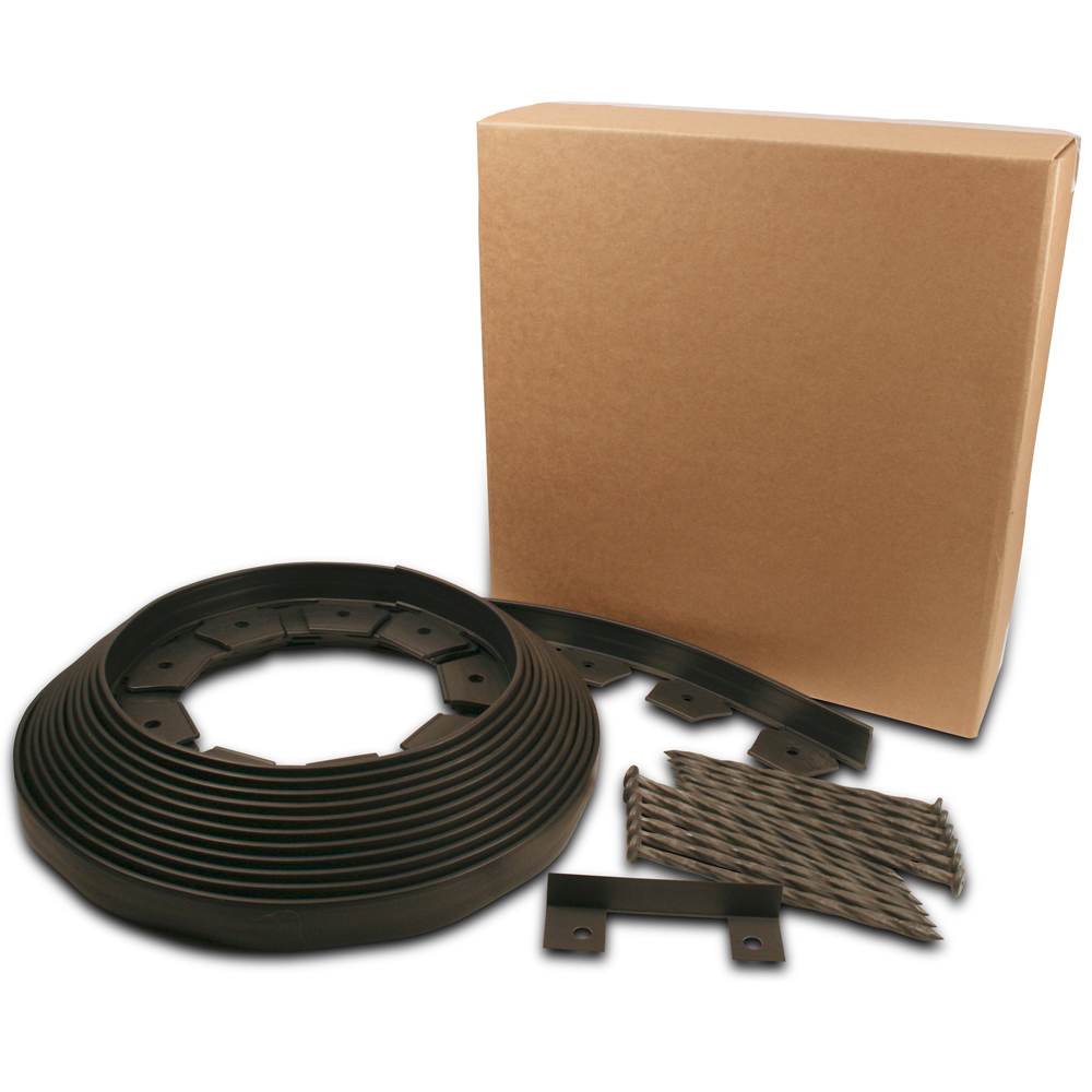 EasyFlex No Dig Landscape Edging Project Kit, 40 ft.