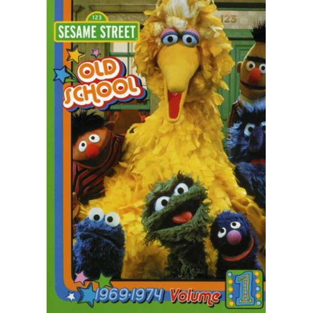 Sesame Street: Old School 1 (1969-1974) (DVD)