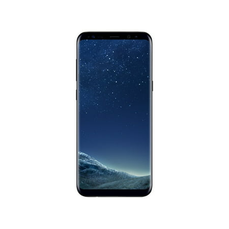 Samsung Galaxy S8+ 64GB (Unlocked) - Midnight Black