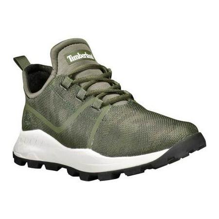 Men's Timberland Brooklyn Fabric Oxford Sneaker