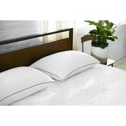 Sleep Innovations Premium Shredded Gel Memory Foam Pillows, Queen Size, Set of 2, 5-year Warranty