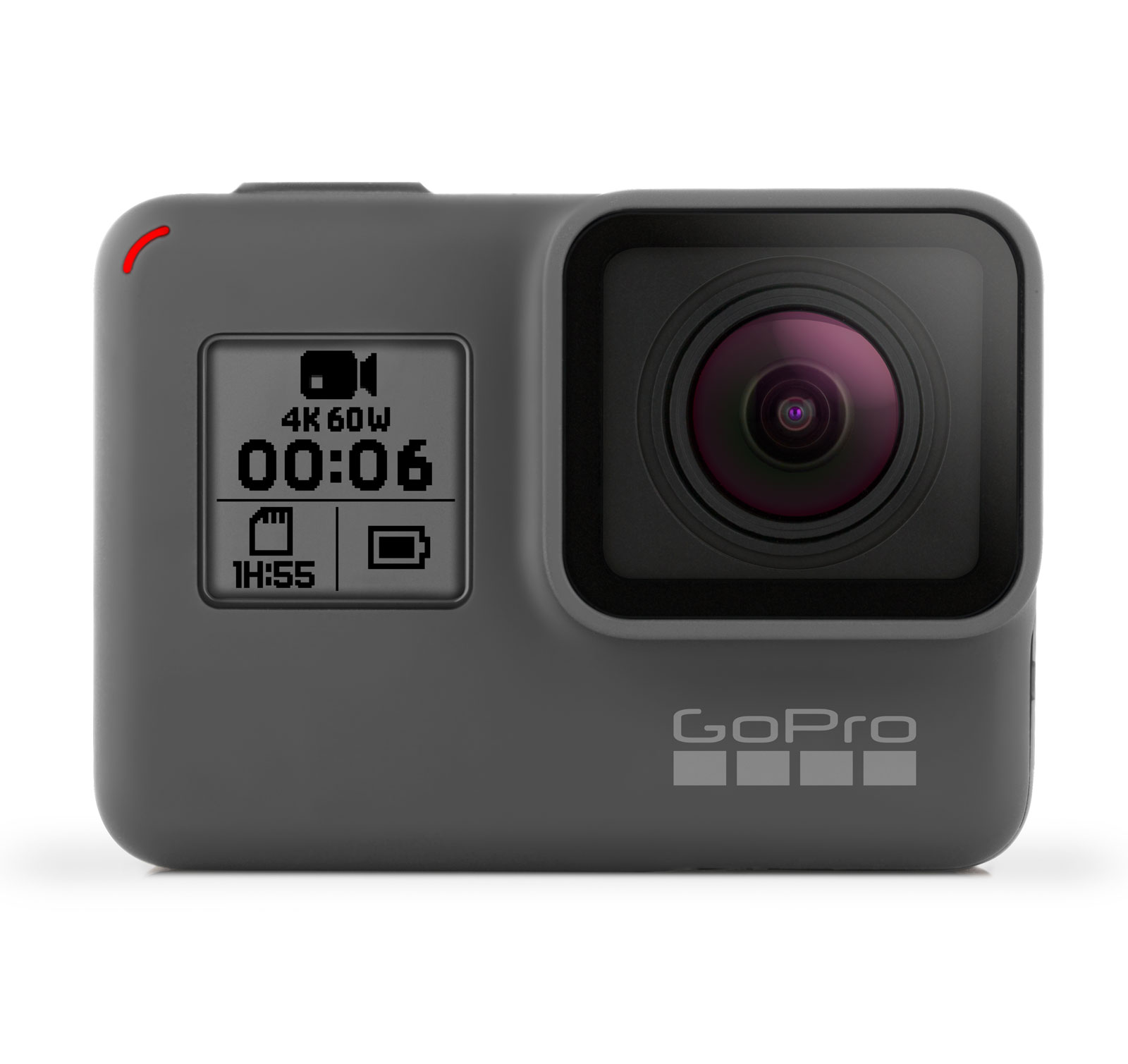 Buy GoPro HERO6 Black 4K Action Camera by GoPro