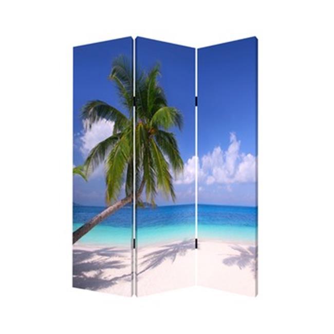 Screen Gems SG-224 Palm-Tropical Room Divider