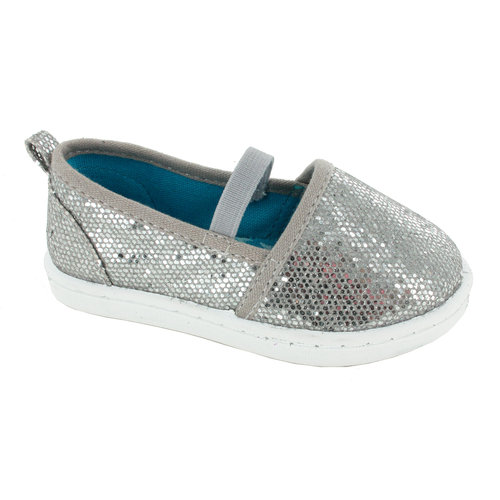 Faded Glory Baby Girls' Casual Slip-On Shoes
