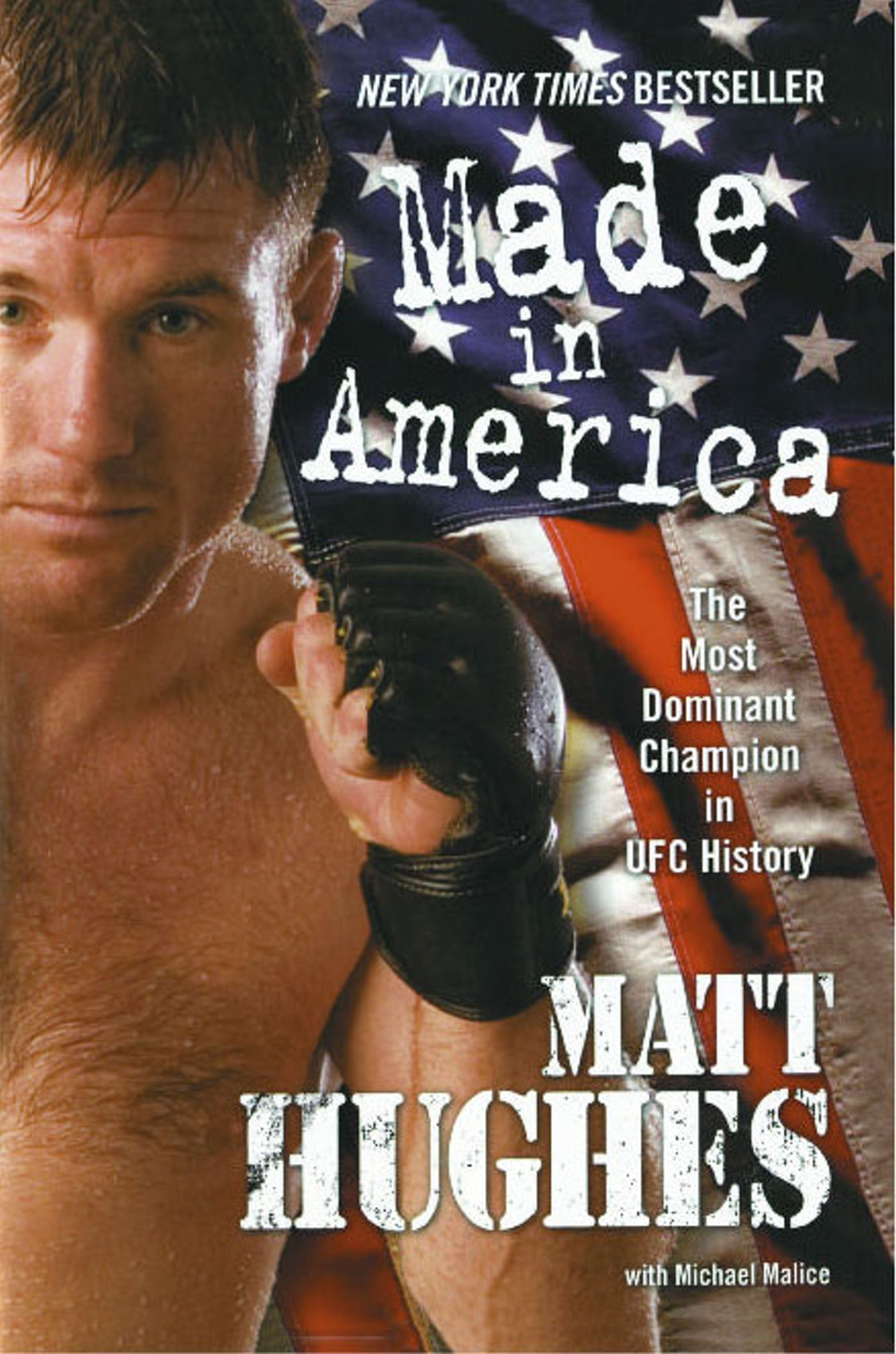 Made in America: The Most Dominant Champion in UFC History by