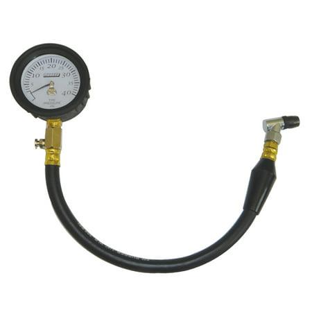 Moroso Performance 89593 Tire Pressure Gauge Garage 2-1/4 Inch