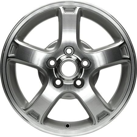 16 Inch 6 Spoke - New Aluminum Alloy Wheel Rim 16 Inch Fits 2003-2005 Chevy Impala 5-115mm 5 Spokes
