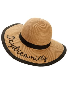 8530f798d9c200 Product Image Time and Tru Women s Daydreaming Floppy Hat