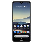 "Nokia 7.2 - Android 9.0 Pie - 128 GB - 48MP Triple Camera - Unlocked Smartphone (AT&T/T-Mobile/MetroPCS/Cricket/Mint) - 6.3"" FHD+ HDR Screen - Charcoal - U.S."