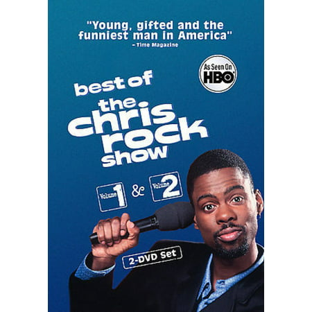 THE BEST OF THE CHRIS ROCK SHOW - VOL. 1 & 2