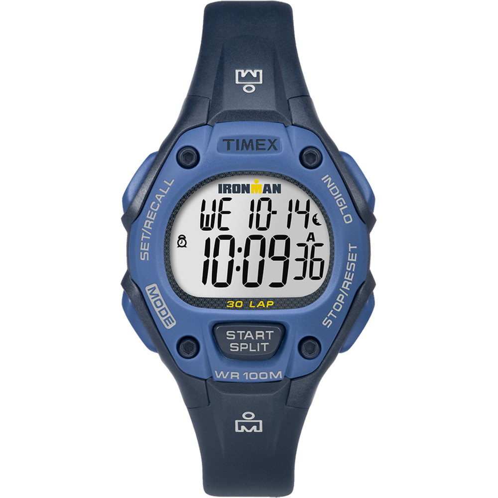 TIMEX IRONMAN CLASSIC 30 WATCH BLUE BLACK by Timex