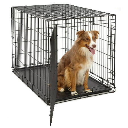 "MidWest 42"" LifeStages Single Door Dog Crate"