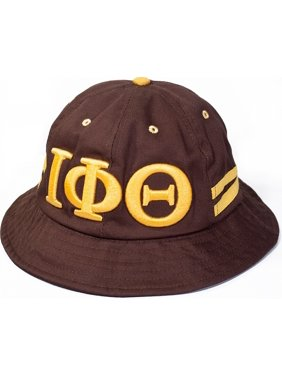 405f8063572 Product Image Big Boy Iota Phi Theta Divine 9 S4 Mens Bucket Hat  Brown - 59  cm. Cultural Exchange