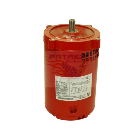 Armstrong 831011-083, Motor 1/2 HP, 208/230/460 Volts, 3 Phase